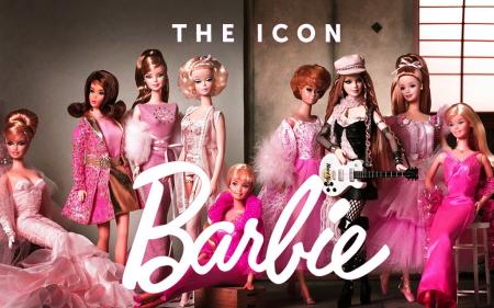 Barbie's evolution style (Collector edition) © Mattel Inc. – Artwork by Torsten Gatterdam © kaltes klares wasser
