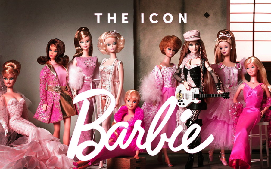Barbie's evolution style (Collector edition) © Mattel Inc. – Artwork by Torsten Gatterdam © kaltes klares wasser
