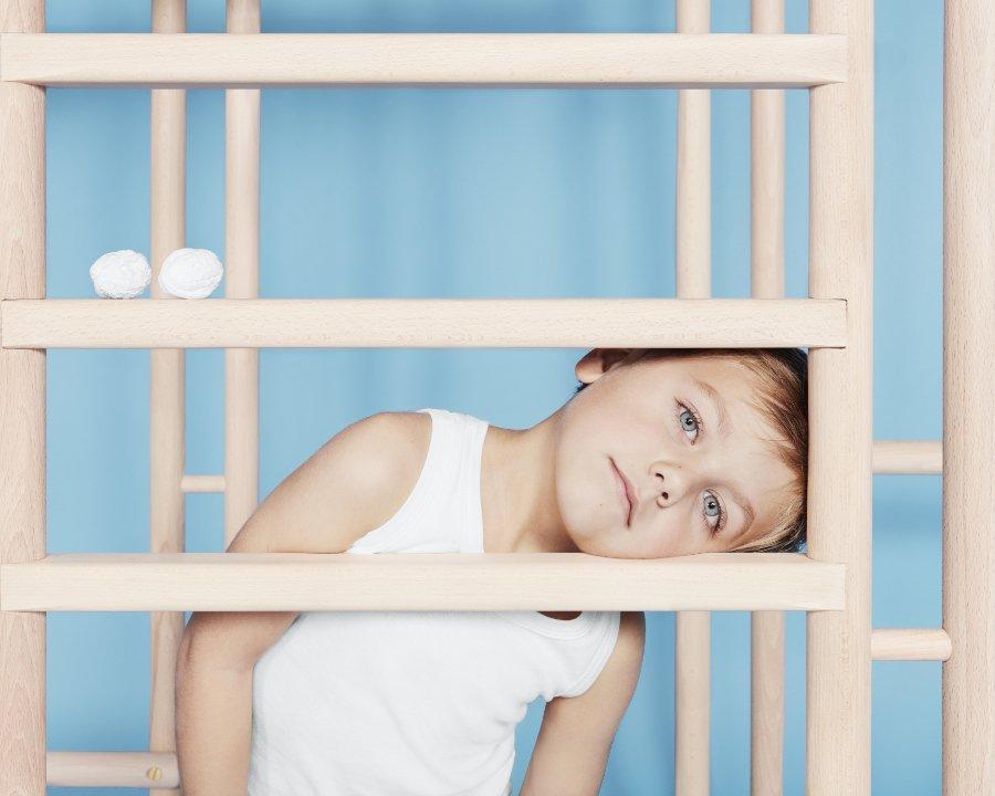 Ich bin gar nicht müde! Jetzt ist es Aufgabe der Designer, die Kinder ins Bett zu bringen. Image © Laura Bonnefous for ATELIER SAUVAGE