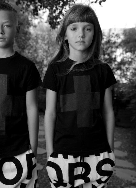 Genderneutrale Mode statt Einhörner und Rennautos: Célinununu will Kinder fernab von Klischees kleiden © Célinununu