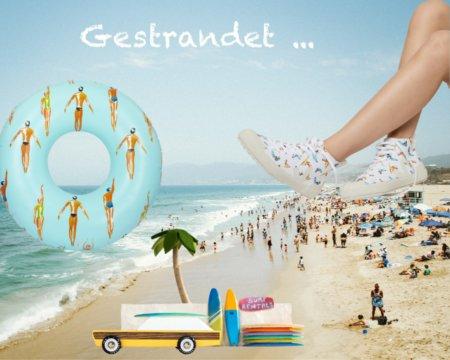 Wir träumen uns an den Strand von Santa Monica mit THE NICE FLEET, CANDYLAB und VEJA x G.Kero
