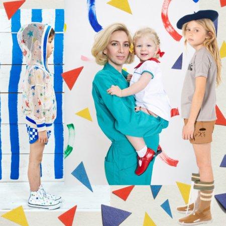 Capsule Kollektionen im April: Noé & Zoë im Sneakerfieber, La Coqueta wird modemutig und Bobo Choses träumt von der Stadt der Liebe