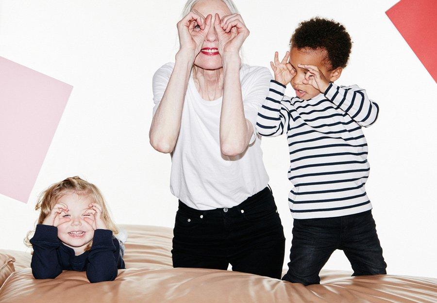 Augen auf! Hier kommen die ersten ARMEDANGELS Styles für alle modebewussten Kids