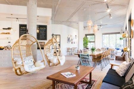 Hip und gemütlich: Das Wunderhaus, der neue Treffpunkt für junge Familien in Berlin, lässt herkömmliche Kindercafés alt aussehen