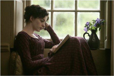 """Der Film """"Geliebte Jane"""" bringt die britische Schriftstellerin einem großen Publikum nahe. © 2008, Concorde Home Entertainment"""