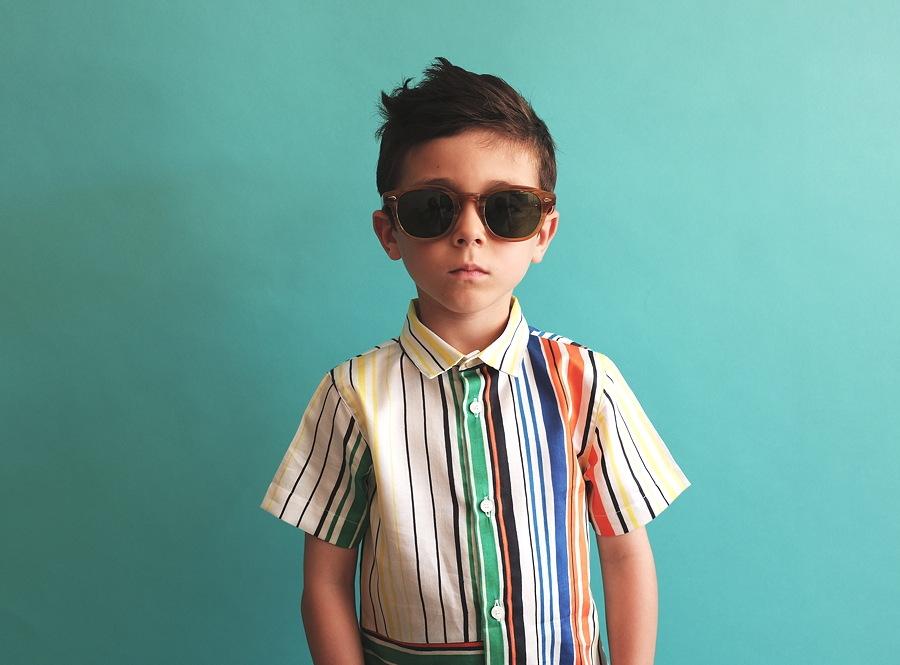 Très très cool – das Hemd MÁRIO hätte auch Jean-Paul Belmondo sehr gut gestanden