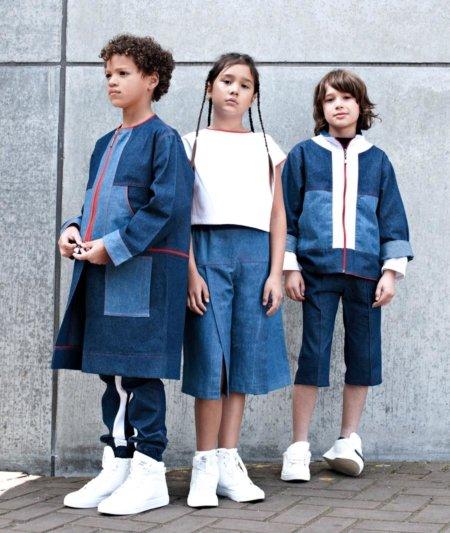 """Hip teens don't wear blue jeans ... Von wegen! Wer """"in"""" sein will, setzt auf Denim Style, am liebsten edgy und individuell"""