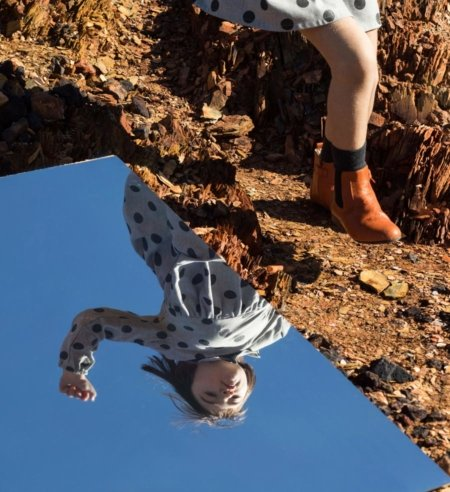 """Land Art am Río Tinto: War hier wohl der """"Stone Sky"""" von James Turrell Quelle der Inspiration?"""