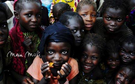 """Ausschnitt aus dem Cover vom Buch """"Mein Mali"""" von Mirjam Knickriem"""