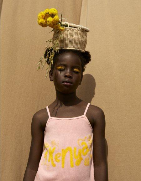 Kenia, das Land, in das sich einst Karen Blixen verliebte, war Inspiration für die Sommerkollektion von Piñata Pum