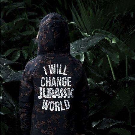 """Die Kreativköpfe von """"Sometime Soon I will change the world"""" wollen die Welt verändern und jetzt auch Jurassic World"""