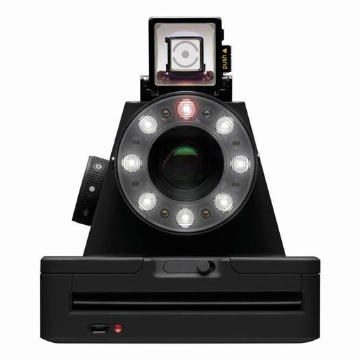 Polaroid-Kamera von Impossible Project
