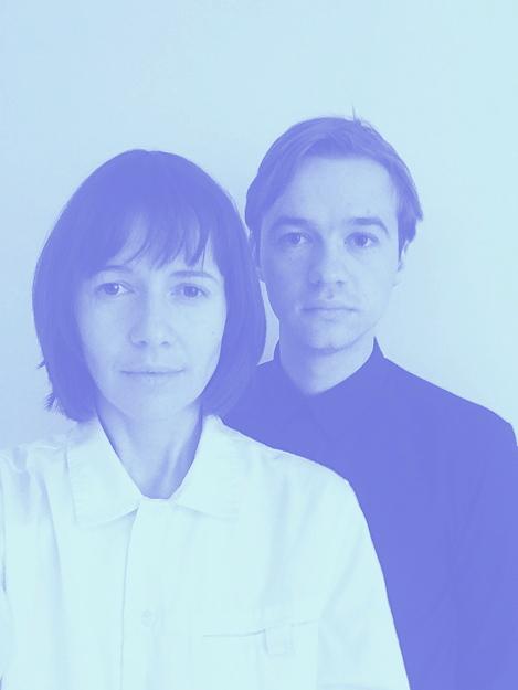 Hinter ANCHOVY steht das Designerpaar Giedre Kose und Karolis Kosas
