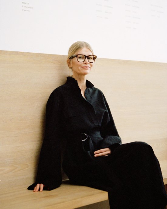 Meisterin des Timeless Nordic Styles: ARKET Head of Design Anna Teurnell