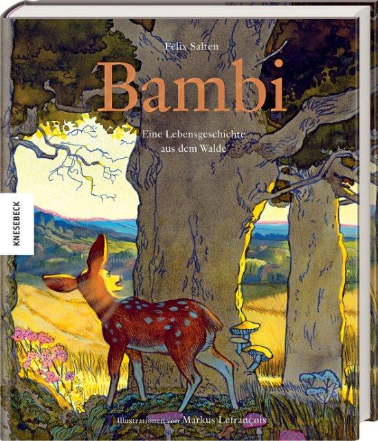 Hochwertiger Kinderbuchklassiker taufrisch aus dem Bücherwald © Knesebeck Verlag