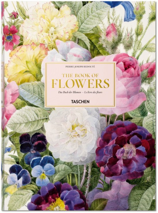 Blumig berauschend: Ein Rokoko-Bouquet von einem Buch © Taschen
