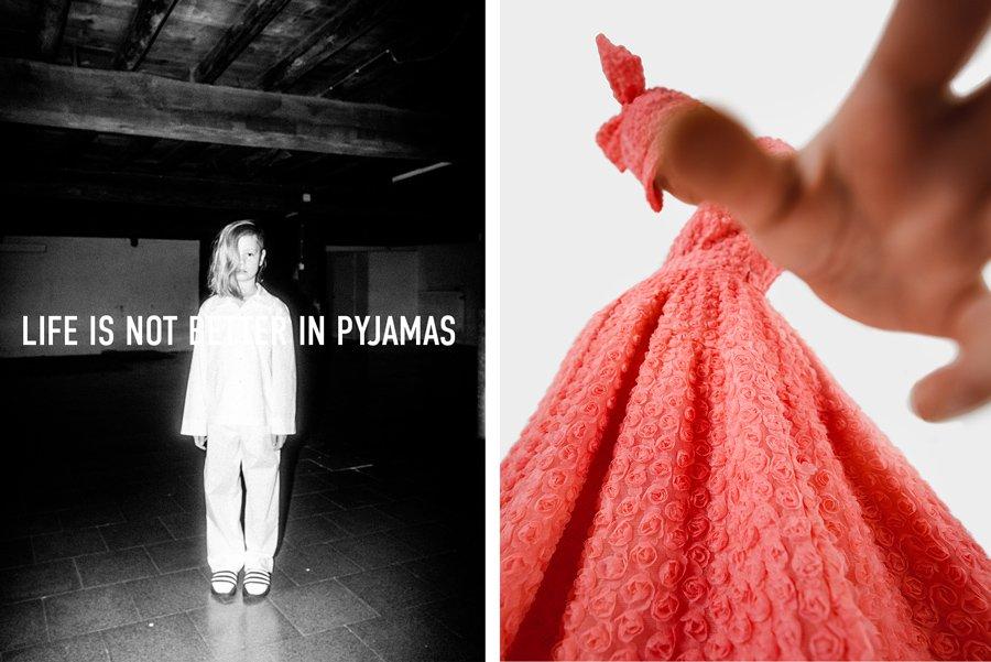Im Pyjama durch die Krise? Never, sagt die einstige Psychotherapeutin und verordnet den Bosmanschen Grace Kelly-Look