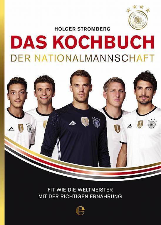 Leistungssportler haben besonders hohe Ansprüche an die tägliche Ernährung: Holger Strombergs Kochbuch ist ein kulinarischer und fußballerischer Leckerbissen!