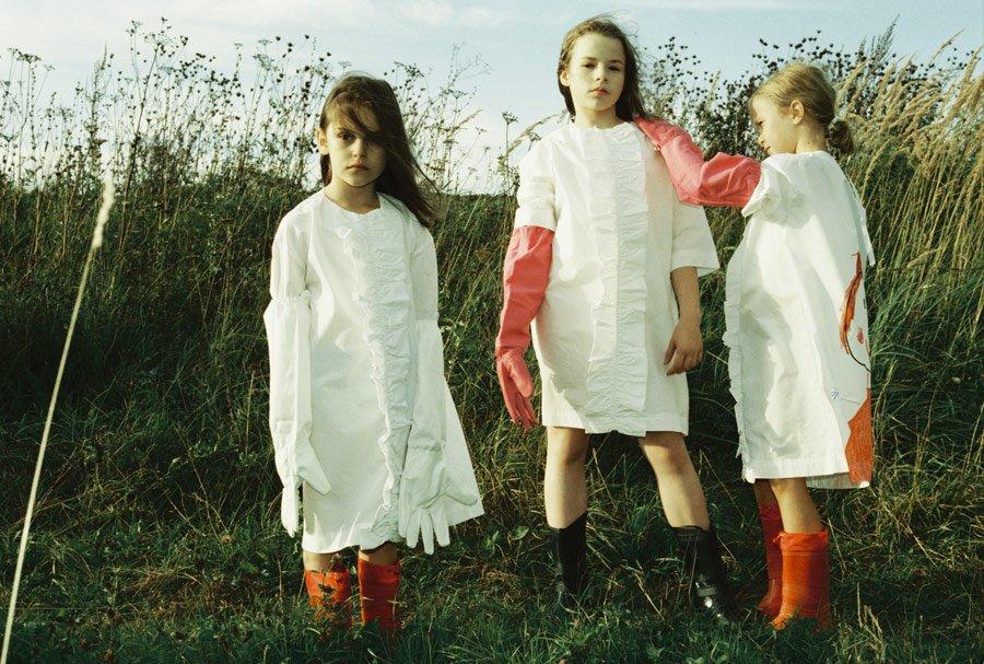 Little Pushkin steht für Mode aus Russland, die frei von Trends ist und in erster Linie den Kindern gefallen soll