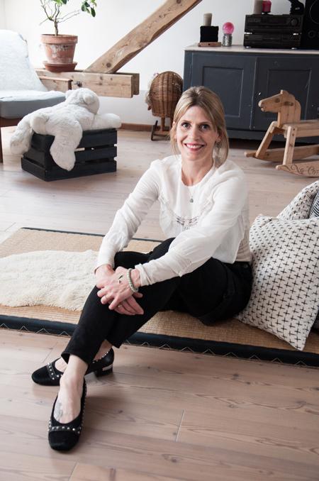 Franziska Bergmiller hat mit LOVE Kidswear ein Herzensprojekt realisiert