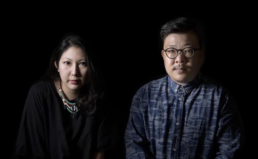 Sprühen nur so vor Kreativität und Einfallsreichtum: die Cavalier-Designer Angela Chong und Perry Lam