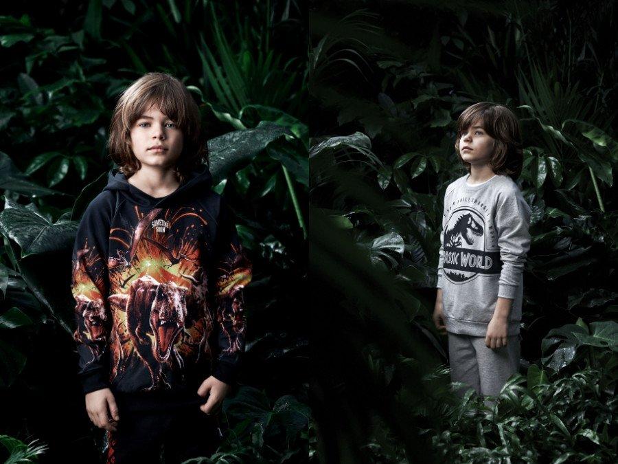 Der Jurassic Hoodie ist Cathrine Høilunds persönlicher Favorit. Er erinnert sie an ihre eigene Teenagerzeit in den 90ern