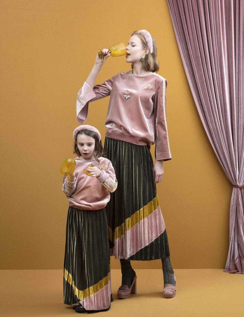 Gleich werden die Canapés aufgefahren: Party-Outfits für den Winter 2020 von STMA by STEFANIA MARRA