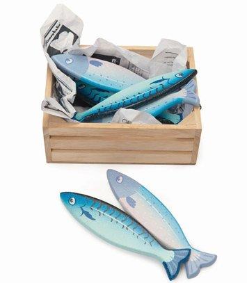 Frischer Fisch von Le Toy Van über smallable