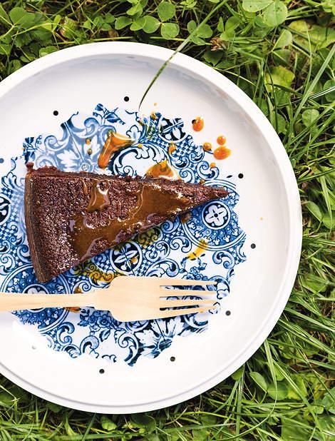 Hier trifft Schokolade auf Olivenöl – Photo © Wolfgang Hummer