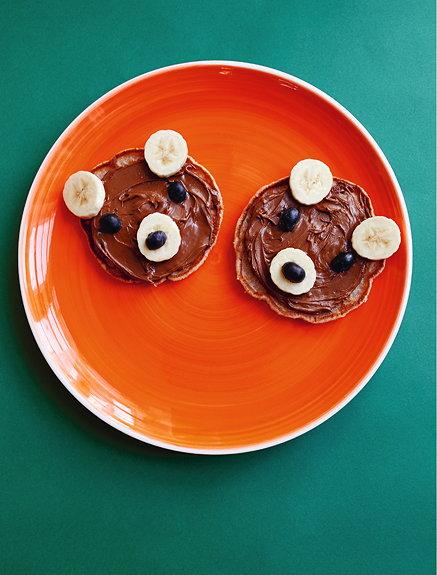 Gesundes, leckeres Pancake-Frühstuck – Photo © Patrycia Lukas