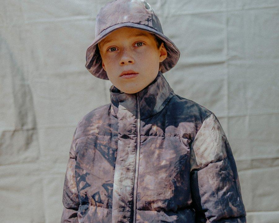 Da steppt der Influencer: Daunenjacken für Kinder von BO(Y)SMANS im 90er Jahre-Revival-Look