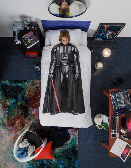 Ksssshhh, Shksssshhh ... Darth Vader wünscht eine geruhsame Nacht