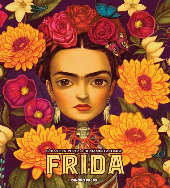 Kunstbücher für Frida Kahlo Fans: ein farbenprächtiges Meisterwerk © Gingko Press