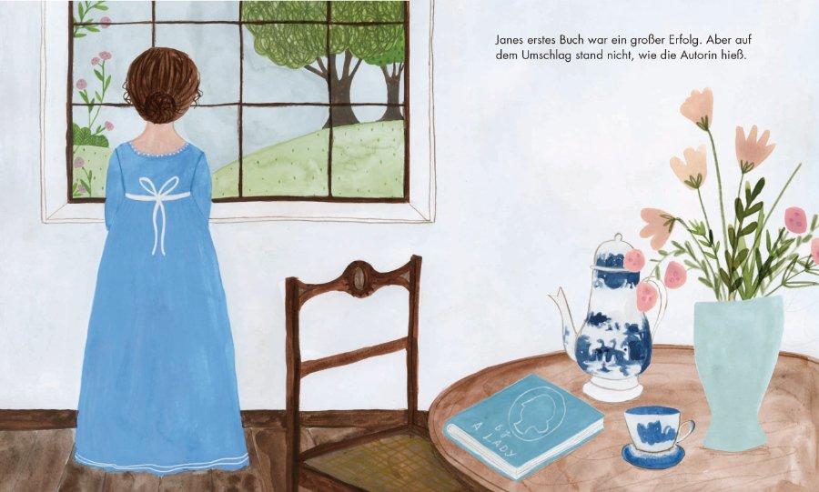 Buchreihe mit Sammelsucht-Faktor, weil jede Lebensgeschichte so feinfühlig und anschaulich dargestellt wird © Insel Verlag