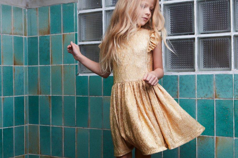 Mode aus Belgien: Anne Kurris feiert in diesem Jahr ihr 20. Jubiläum und präsentiert ein Partydress par excellence