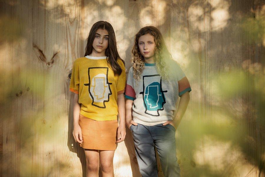 Unisex-Mode für Kinder von Barn of Monkeys: Der Fogg-Sweater ist eine Hommage an den englischen Exzentriker