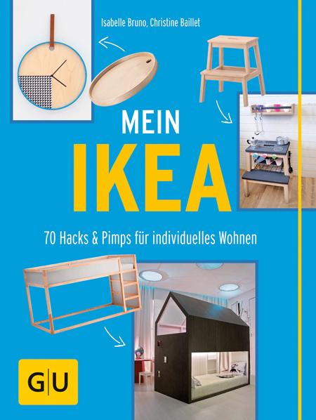 Ein Must-Have im Bücherregal – Mein IKEA. © Gräfe und Unzer Verlag