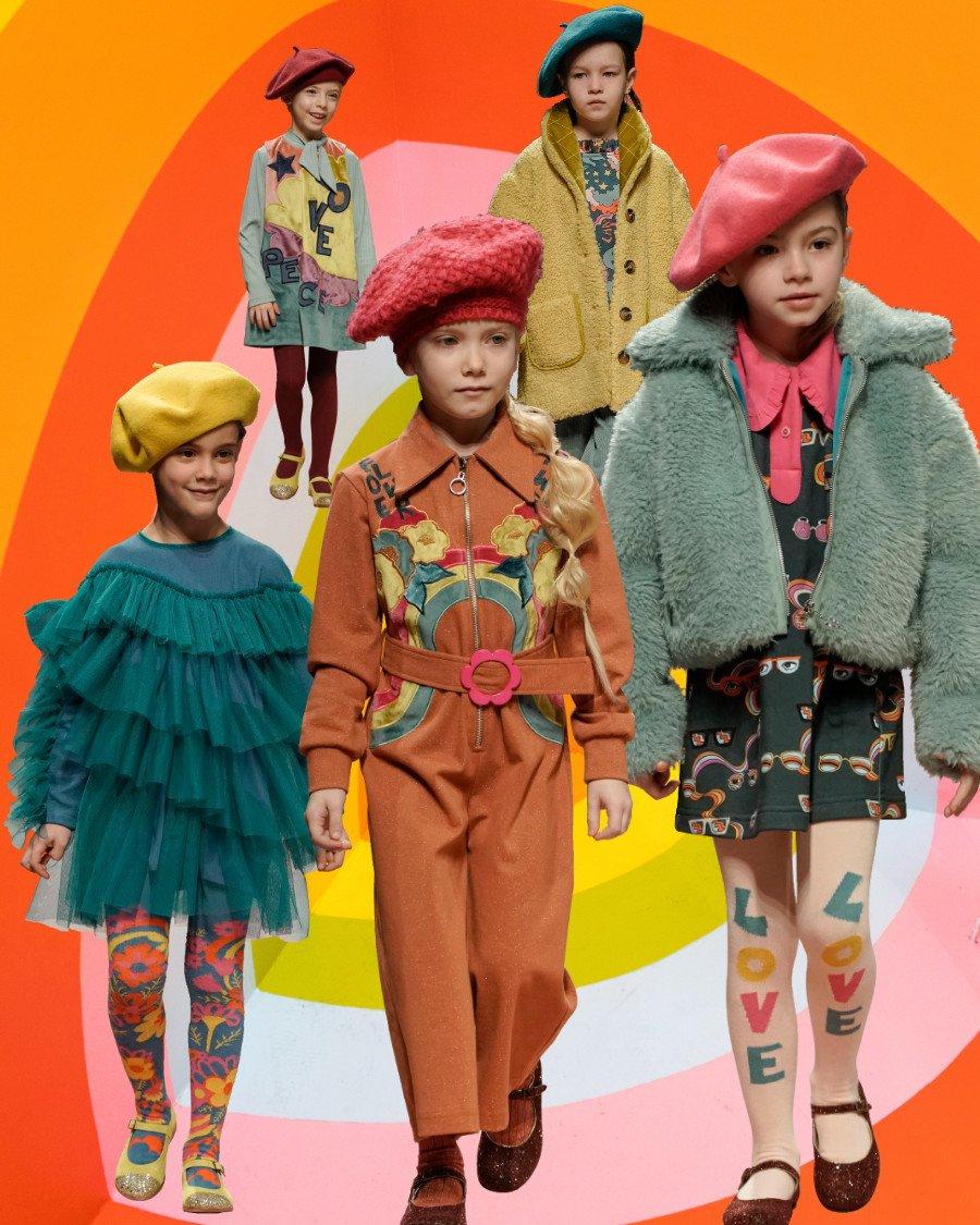 Das kann ja heiter werden! Der Blick auf die Modetrends 2020/21 wirft uns zurück in die späten 60er samt Zipper-Jumpsuit und Minikleid