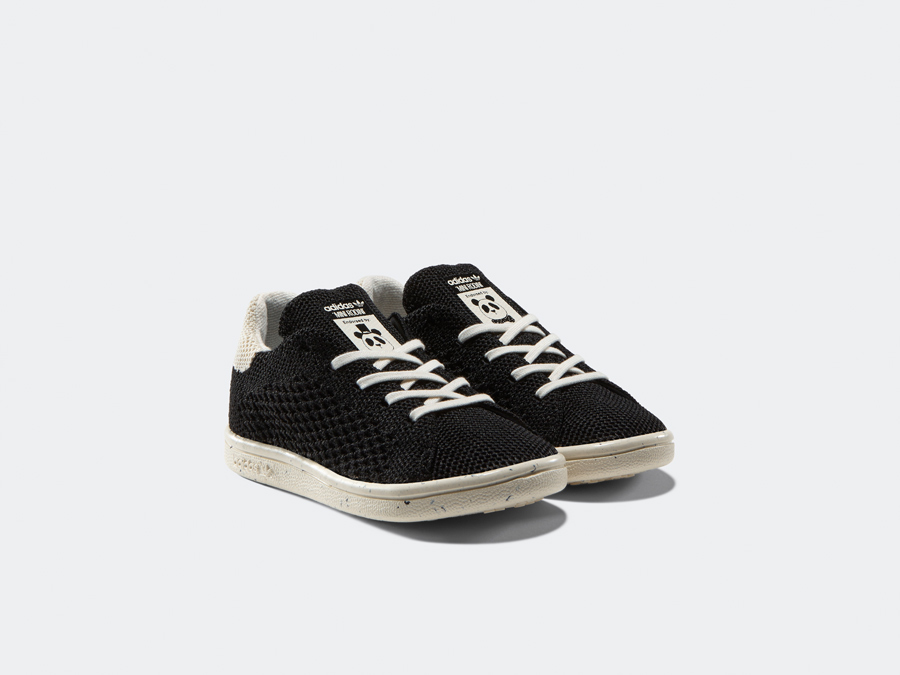 "Für adidas Originals x Mini Rodini hat Cassandra Rhodin den Sneaker-Klassiker ""Stan Smith"" neu interpretiert"