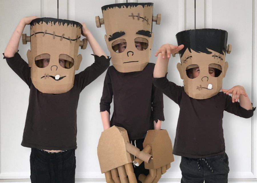 Die wollen nur spielen: ZYGOTE BROWN DESIGNS liefert die perfekte Bauanleitung für Frankensteins Monster