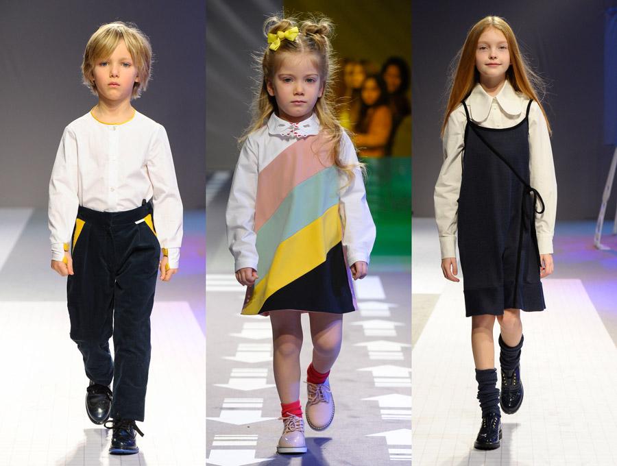Eine weiße Bluse ist langweilig, oder auch nicht: Modelle von The Small Gatsby, Vivetta und miss L. Ray – Photos © Giovanni Giannoni