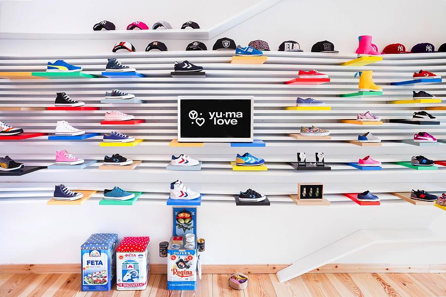 Yumalove ist nicht nur ein Laden, sondern ein Ort, der Kinder wie Erwachsene zum Erleben einlädt. © Daniel Reiter