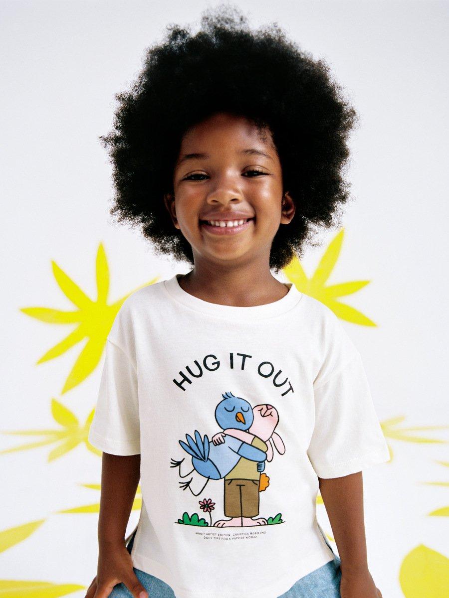 Vertragt euch Leute! Endlich mal Motto-Shirts mit richtig wertvollen Messages