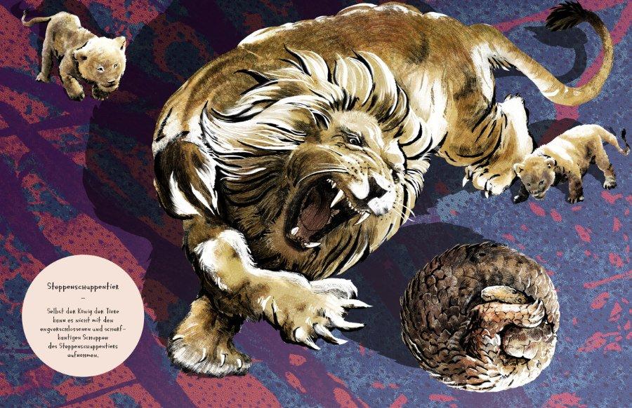 Der neue König der Löwen-Film weckt die Neugier, mehr über die Tierwelt Afrikas zu erfahren: Dieses Buch ist eine Fundgrube!