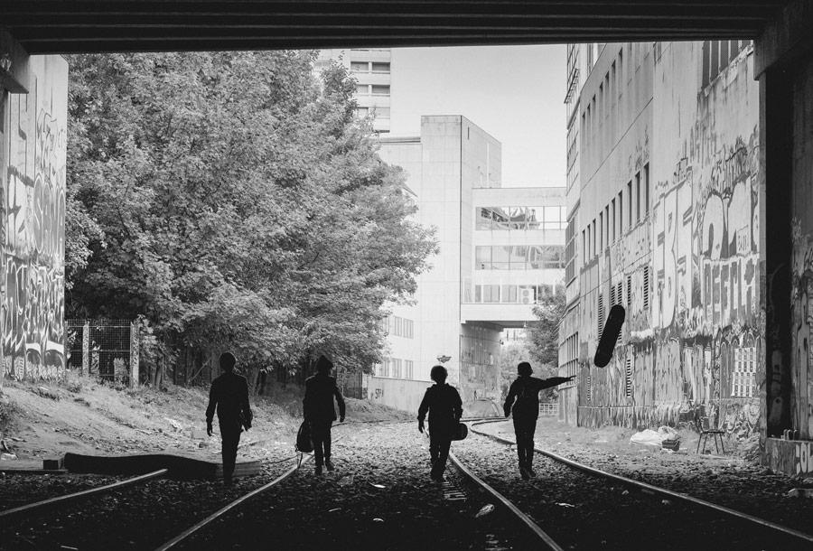 VOLCOM YOUTH Fall 2016 Collection – nach der Schule wartet das Abenteuer. Photo © Sergio Villalba