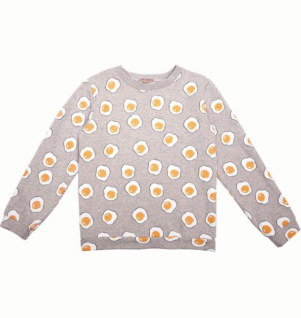 Sweatshirt von Emile et Ida über smallable
