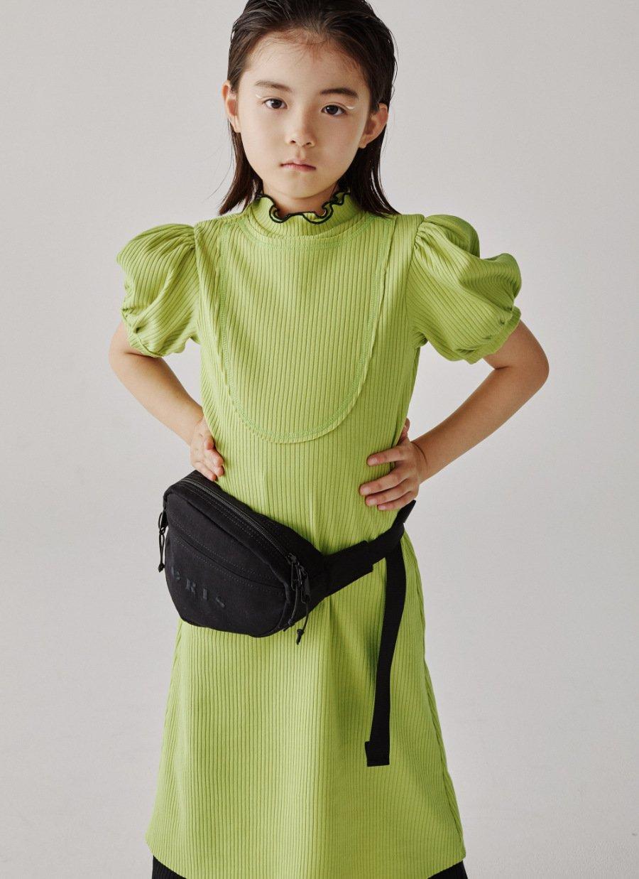 When life gives you limes ... Subtile Kombi aus mädchenhafter Romantik und tougher Streetwear
