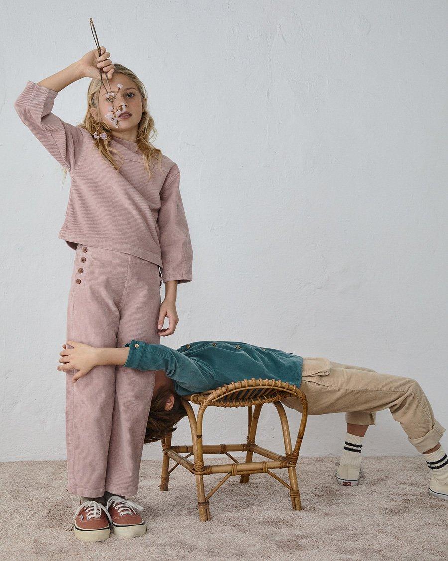 Clean Chic trifft Cord Total: Wohl die stylischsten Cord-Looks, seitdem das Material vom Schulhausmief gereinigt wurde