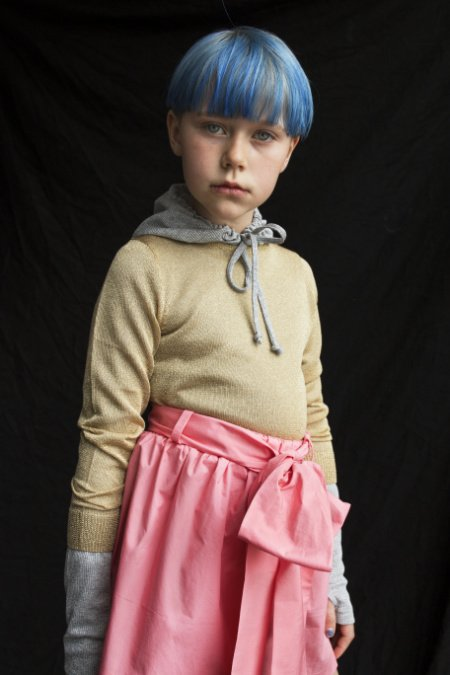 Christina Rohde kombiniert Sportliches mit Mädchenhaftem
