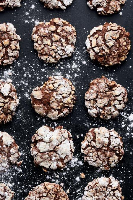Mit profanen Chocolate-Chip-Cookies haben diese Kekse nichts zu tun. Foto © Peden + Munk